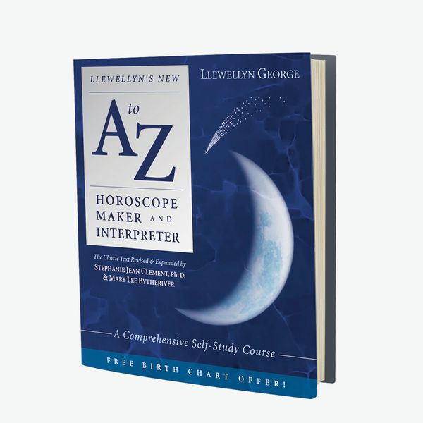 The New A to Z Horoscope Maker and Delineator, by Llewellyn George
