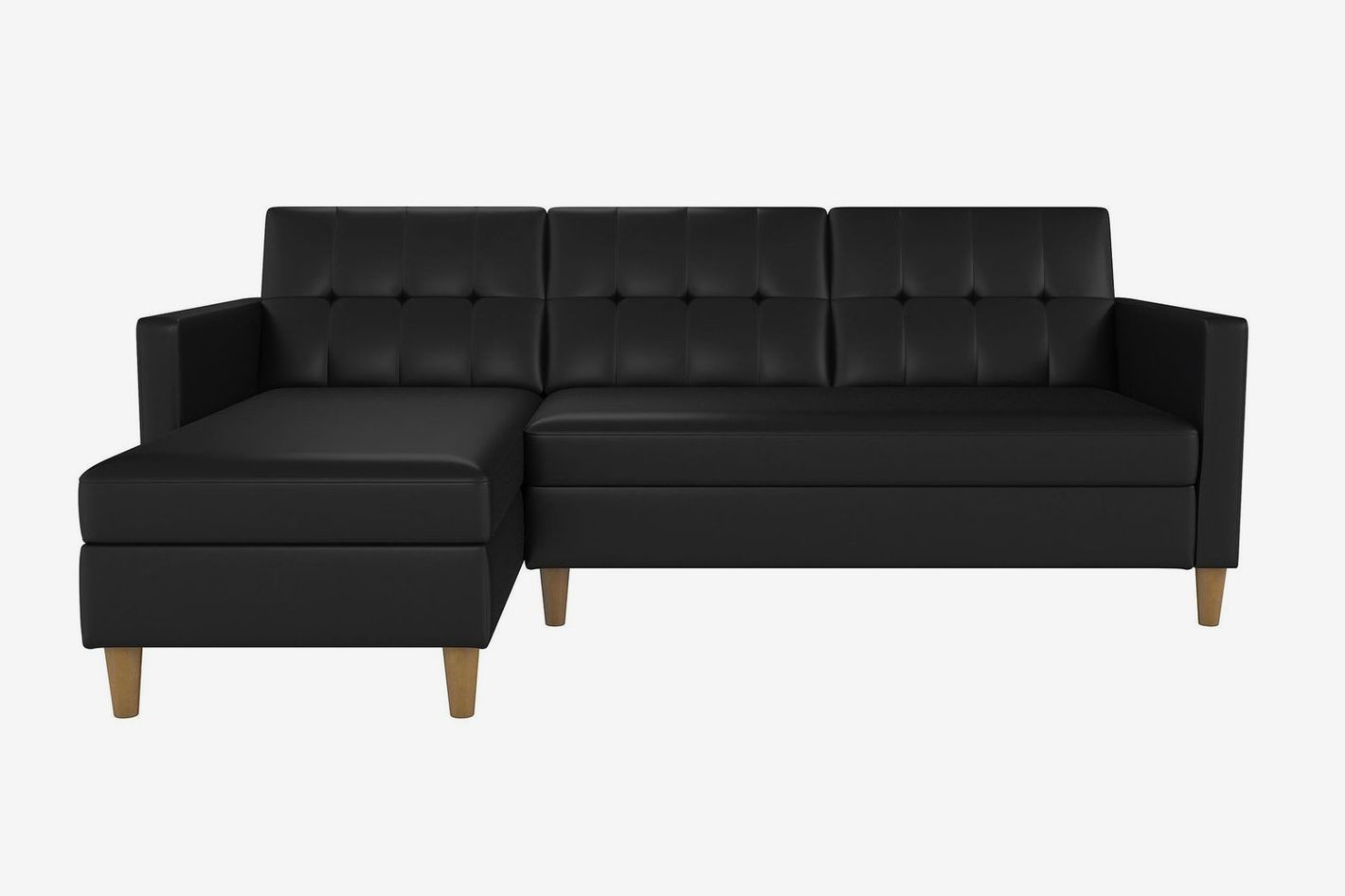 A Couch Bed Stigall Reversible Sleeper Sectional
