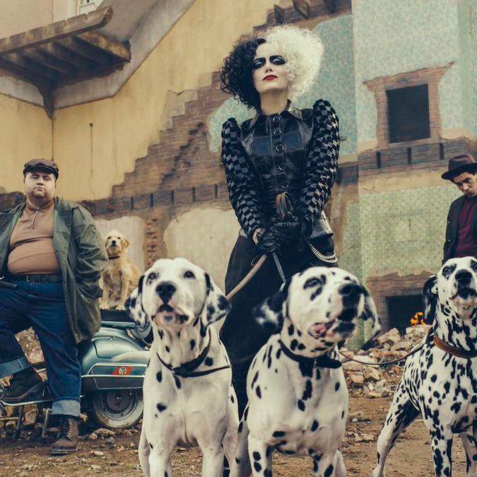 Emma Stone Cruella De Vil