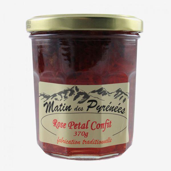 Matin Des Pyrenees Rose Petal Jam, 13oz