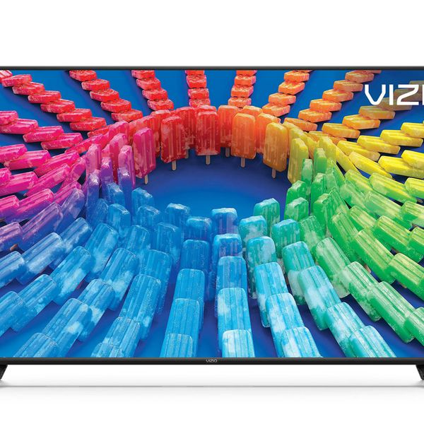 VIZIO 65-Inch Class V-Series LED 4K UHD TV