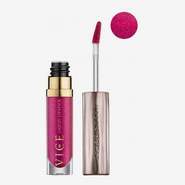 Urban Decary Vice liquid lipstick - Bing Bang, glitter effect