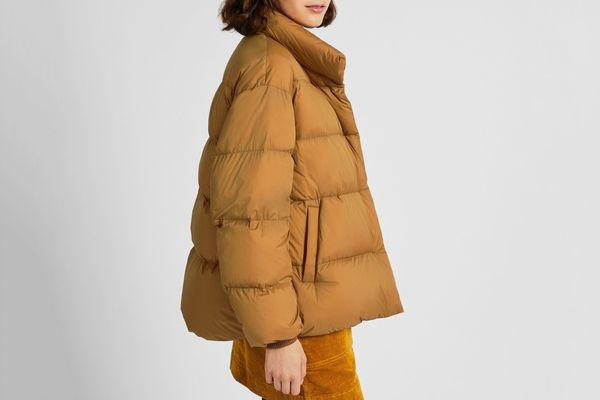 Uniqlo Women Ultra Light Down Cocoon Jacket