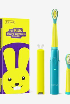 Fairywill Kids Electric Toothbrush, 3 Modes with Timer