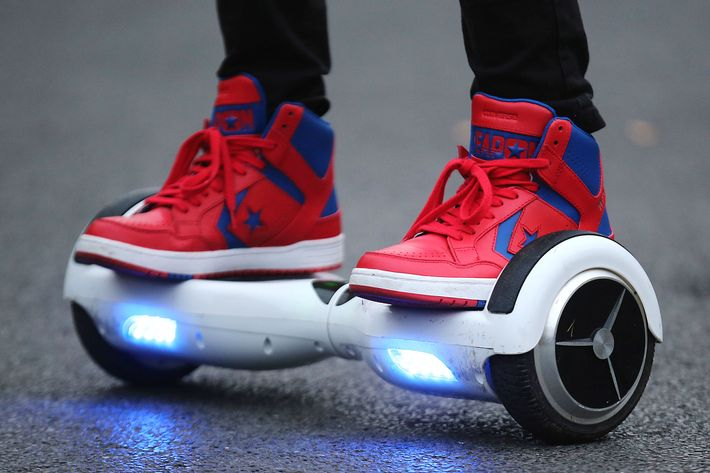 We'll keep hoverboards.