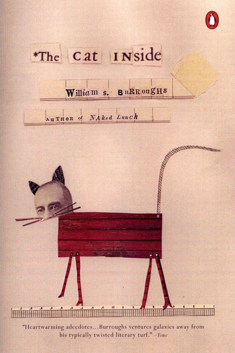 <em>The Cat Inside</em>, by William S. Burroughs