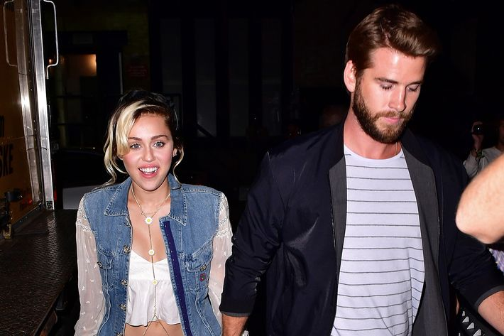 """who is miley cyrus dating now 2016 Hollywood life today's top stories liam hemsworth & miley cyrus: then i just feel it and i go for it,"""" liam said of dating miley."""