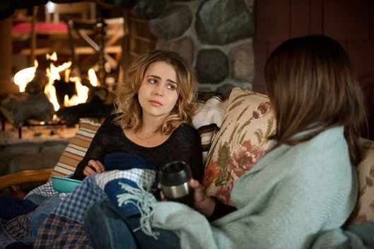 "PARENTHOOD -- ""Because You're My Sister"" Episode 415 -- Pictured: Mae Whitman as Amber Holt -- (Photo by: Colleen Hayes/NBC)"