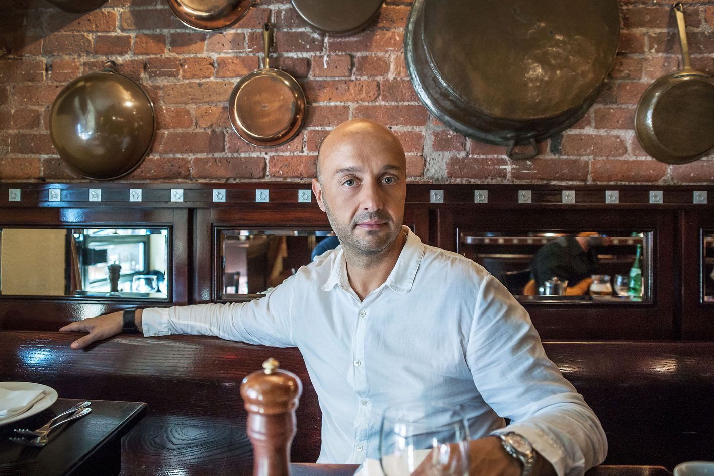 Food spoilage at Del Posto will cost more than $50,000.