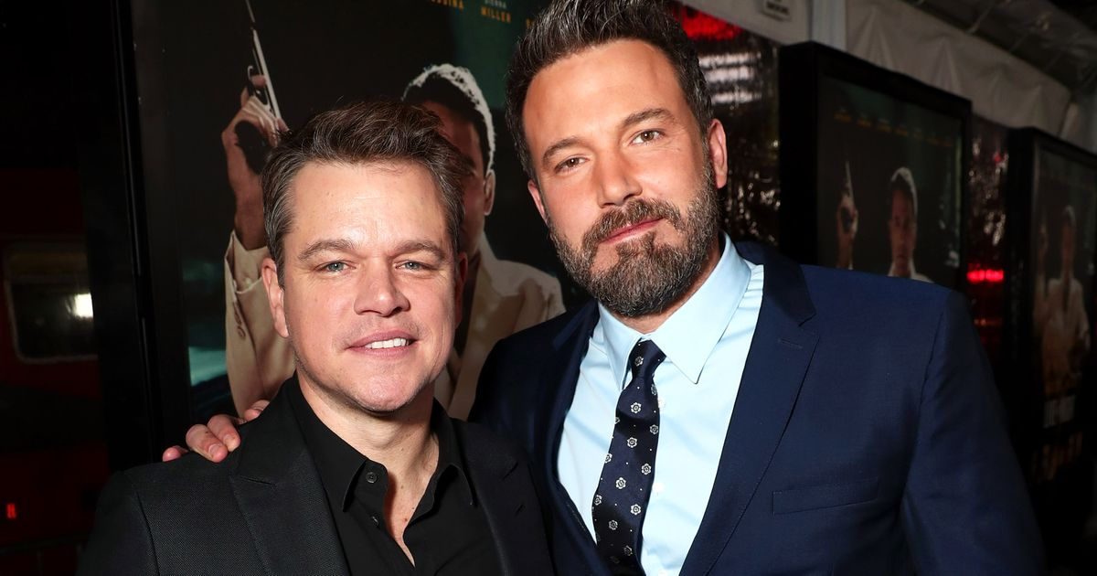 Report: Ben Affleck, Matt Damon to Reunite for Ridley Scott