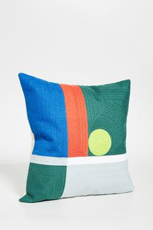 Dusen Dusen Embroidered Pillow