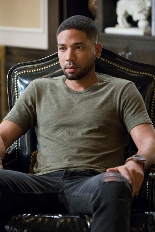 "EMPIRE: Jussie Smollett as Jamal Lyon in the Season 2 premiere episode of EMPIRE ""The Devils Are Here"" airing Wednesday, September 23 (9:00-10:00 PM ET/PT) on FOX.  ©2015 Fox Broadcasting Co. Cr: Chuck Hodes/FOX."