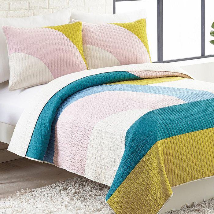 27 Best Quilts 2020 The Strategist, Light Green Quilt Bedding