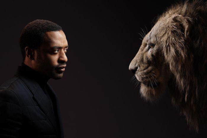 Chiwetel Ejiofor lion king
