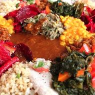 Preview Williamsburg's Vegan Ethiopian Restaurant This Weekend