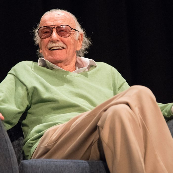 Stan Lee Gave More Than He Took