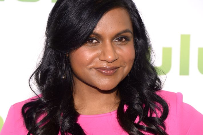 Mindy Kaling. Photo: Michael Loccisano/Getty Images for Hulu