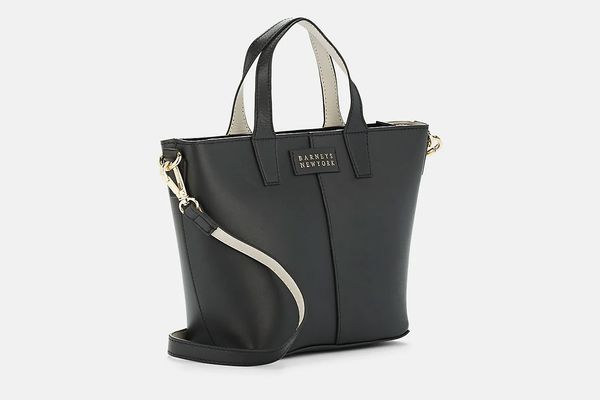 Barneys New York Mini Leather Tote