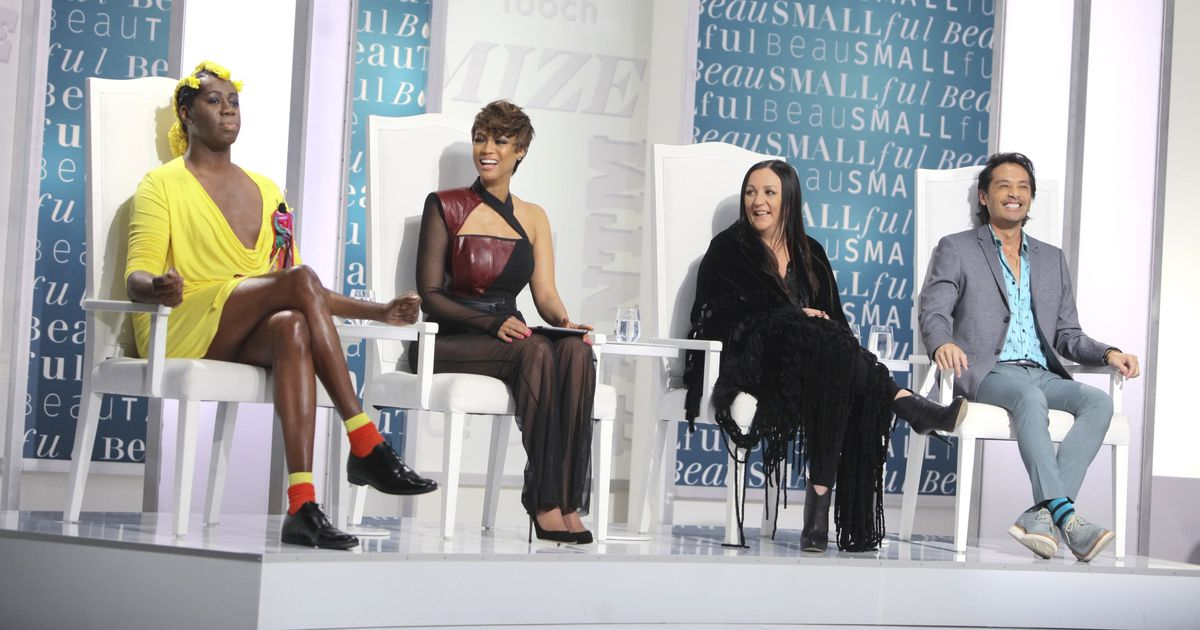 tyra banks americas next top model essay America's next top model fatima siad came into  siad has appeared on the tyra banks show for episodes titled tyra's  in an autobiographical essay she.