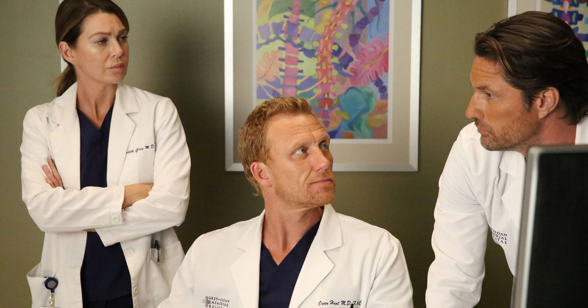 Grey\'s Anatomy Recap: Same As It Ever Was