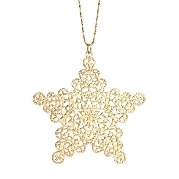 The Met 2019 Star Ornament