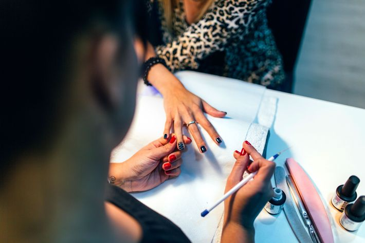 Nail salons ordered to pay up.