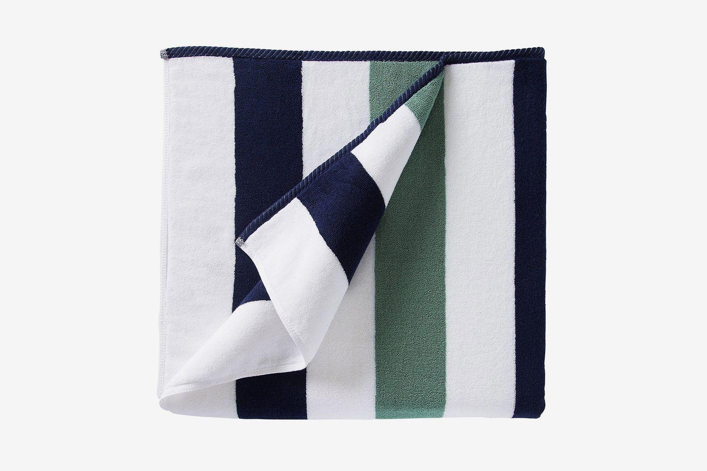 Laguna Beach Textile Co. Plush Cabana Beach Towel