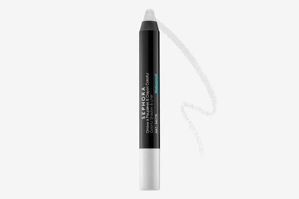 Sephora Eye Shadow in White Snow