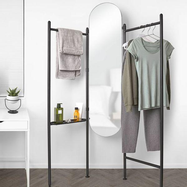 Vala Floor Mirror