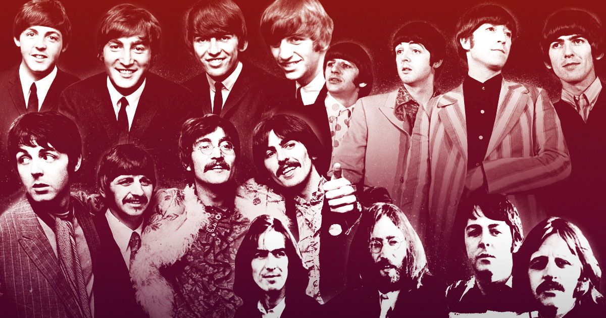 the Beatles Lennon and McCartney - cover