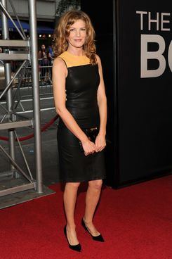 "Rene Russo attends ""The Bourne Legacy"" New York Premiere at Ziegfeld Theater on July 30, 2012 in New York City."