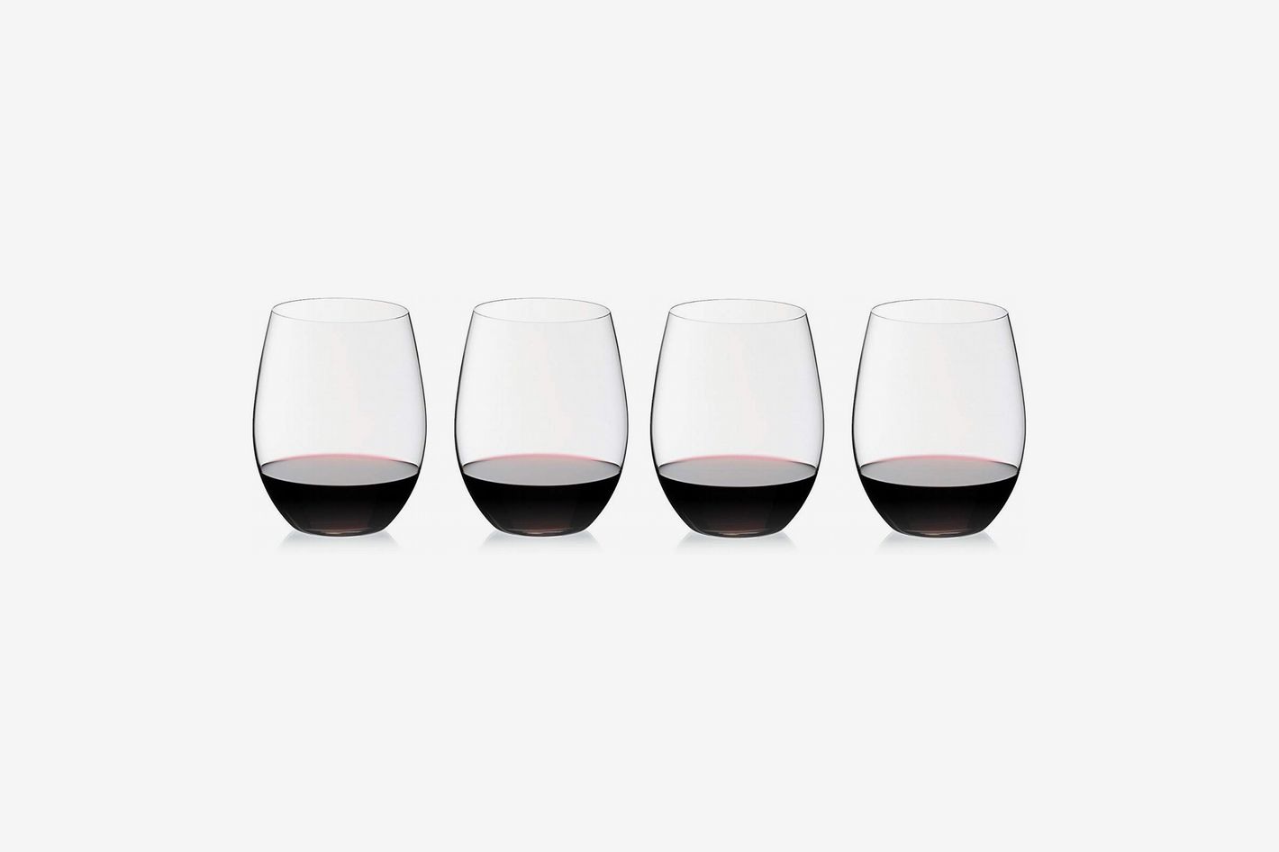 d8c7ad88d724 Riedel O Stemless Cabernet Merlot Wine Glass (Set of 4) at Amazon. Buy · Chef s  Star 15 Ounce ...