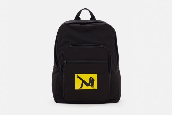 Icon Padded Nylon Backpack