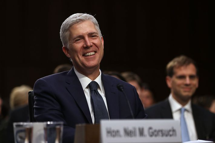 Neil Gorsuch Responds to Question About Abortion