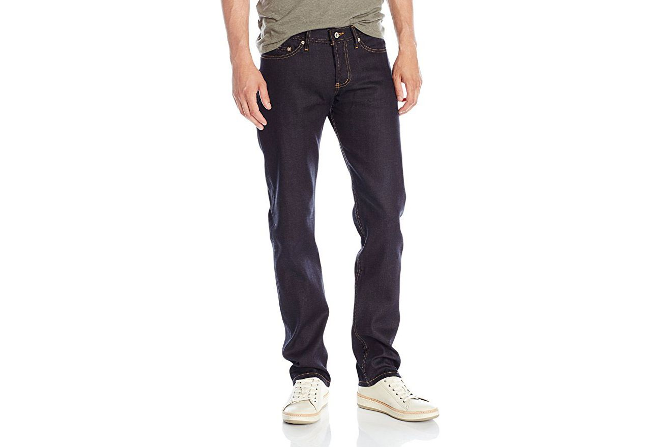 Naked & Famous Weird Guy Stretch Selvedge Denim