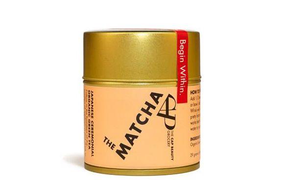 CAP Beauty the Matcha