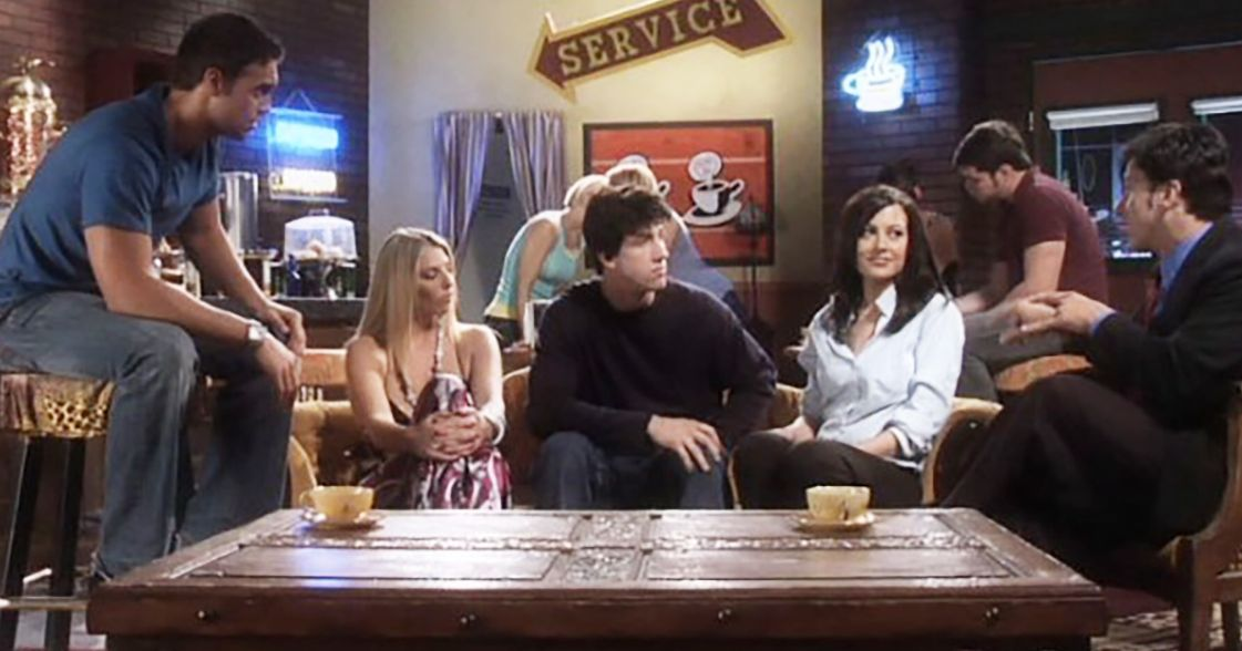 Friends Porn Parody - The One Where I Watched the 'Friends' Porn Parody (NSFW)
