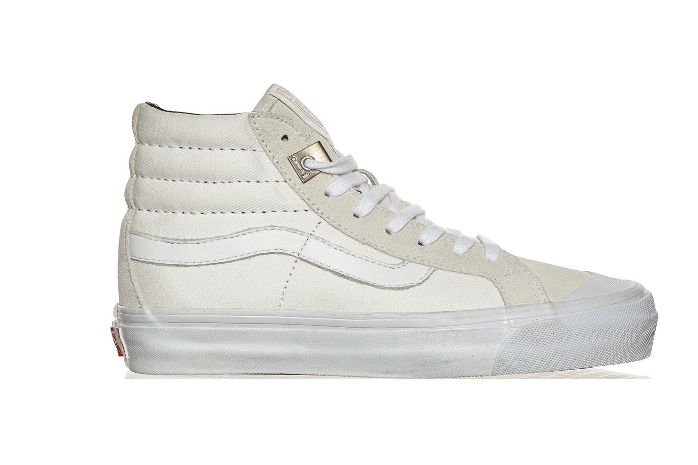 Vans X ALYX  OG 138 SK8 High Top Leather Sneakers