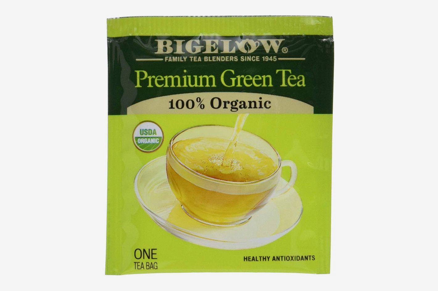 Bigelow Premium Green Tea Bags, 176 Count Box