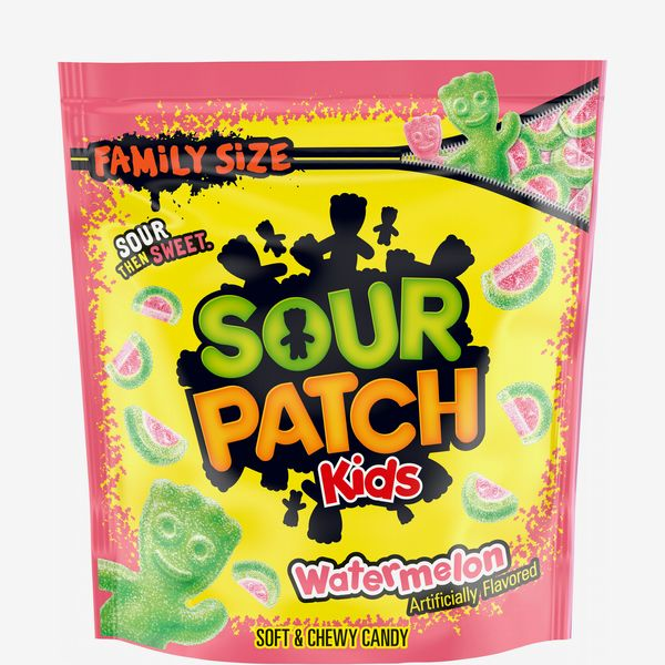Sour Patch Kids Watermelon Candy, 1 Family Size Bag