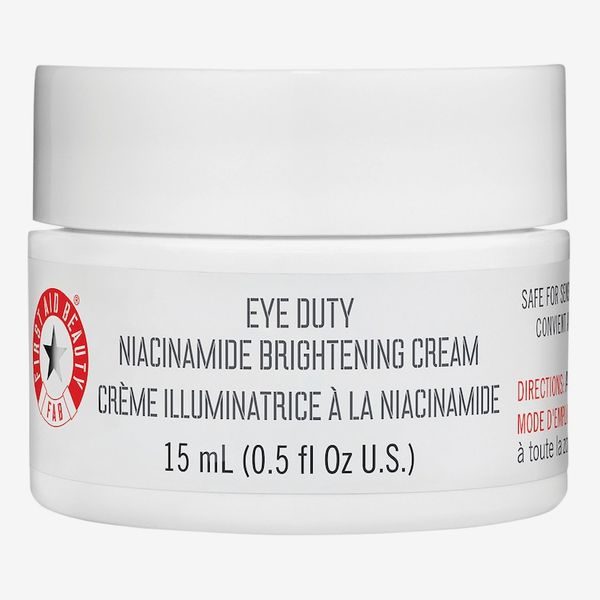 First Aid Beauty Eye Duty Niacinamide Brightening Eye Cream