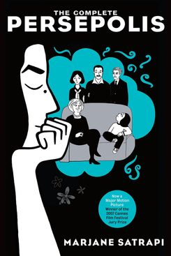 'The Complete Persepolis' by Marjane Satrapi