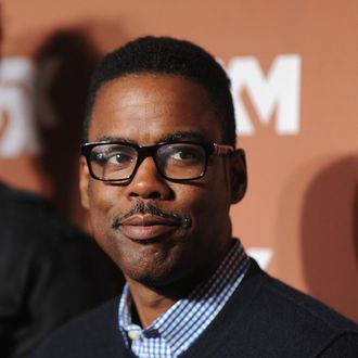 Chris Rock attends the 2013 FX Upfront Bowling Event at Luxe at Lucky Strike Lanes on March 28, 2013 in New York City.