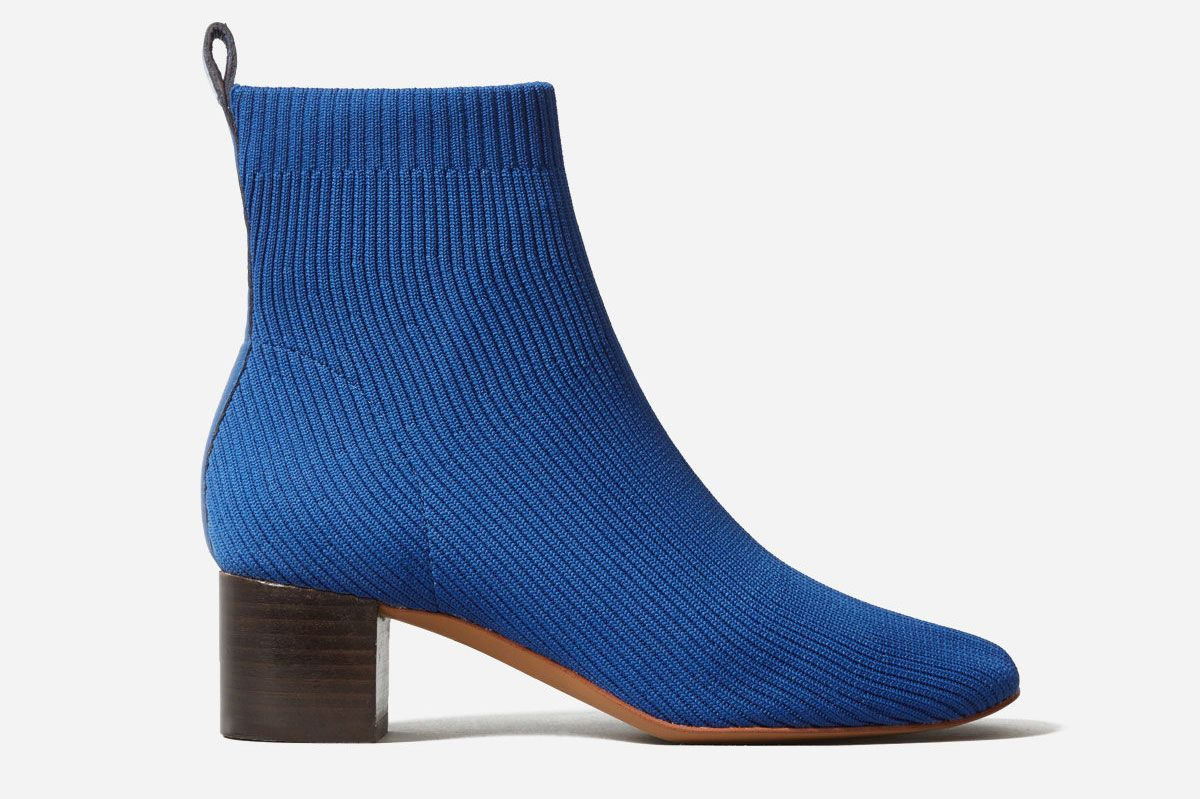 The Glove Boot ReKnit in COBALT