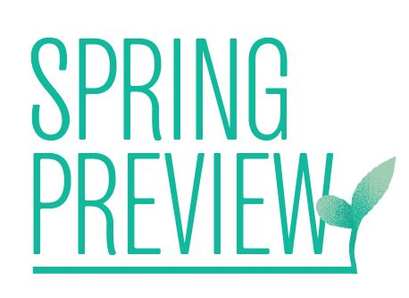 Books Spring Preview