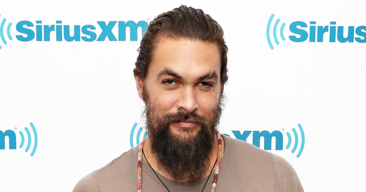 What Kind of Monster Tears the Pages Out of Books? Jason Momoa, That's Who!