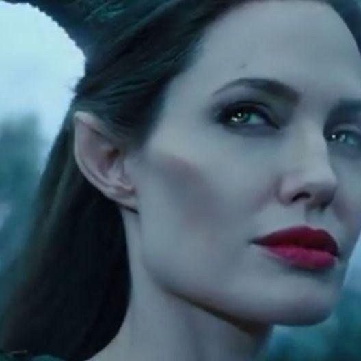 Angelina Jolie from Maleficent HD desktop wallpaper