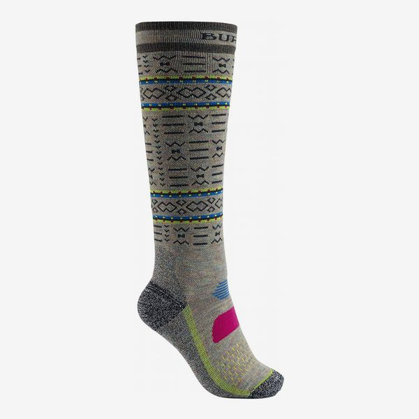 Burton women's performance midweight ski/snowboard sock