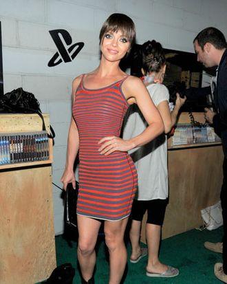Christina Ricci, in hi-def shape.