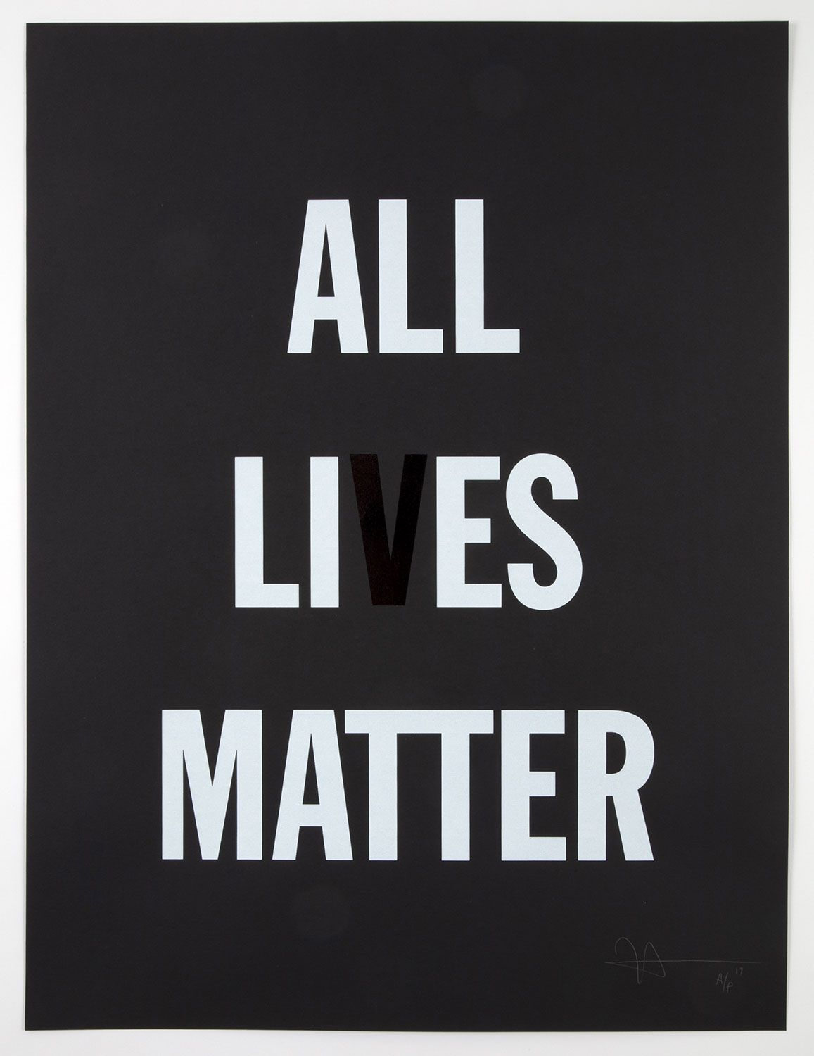 You Can Buy a Print of New York's 'ALL LI ES MATTER' Cover